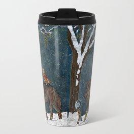 Winter Journey Travel Mug