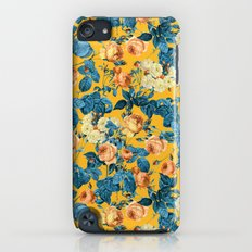 Summer Botanical II Slim Case iPod touch