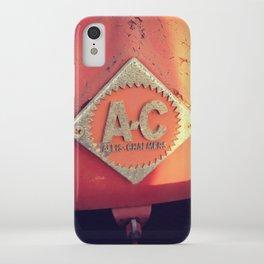 Allis-Chalmers iPhone Case