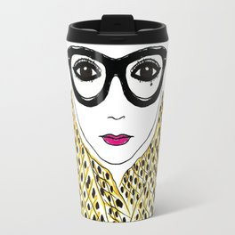 Alicia Frank Custom Travel Mug