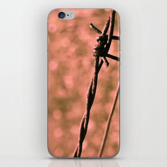 Barbed iPhone & iPod Skin