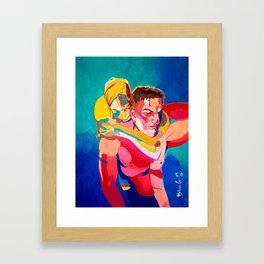 Freedom to Lust Framed Art Print