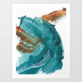 august in sebastopol pt. 1 Art Print