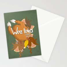 Holiday Feast Stationery Cards