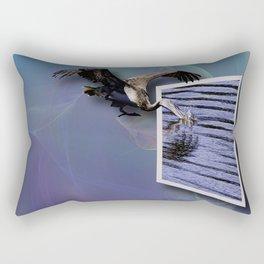 What A Catch Rectangular Pillow