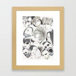 Tomo (1) Framed Art Print