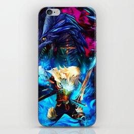 Tenacious Dragon iPhone Skin