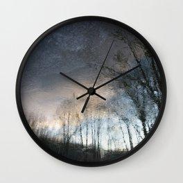 Underworld Wave Wall Clock