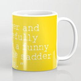 Nikolai Gogol quote Coffee Mug