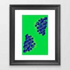 Geomo Poster 1 Framed Art Print