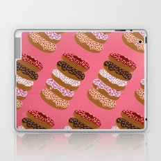 Stacked Donuts on Cherry Laptop & iPad Skin