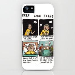 Deep Dark Fears 151 iPhone Case