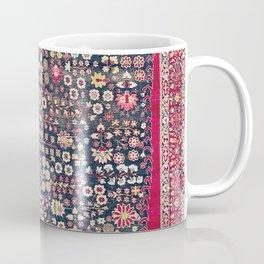 Kerman Millefleurs Persian Rug Print Coffee Mug