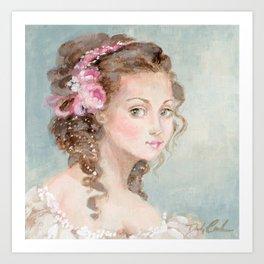 Gizelle Art Print