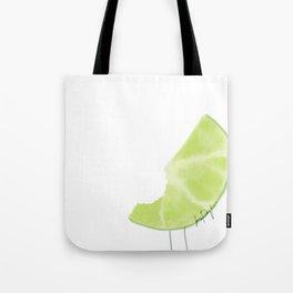 Lyme Bites Tote Bag