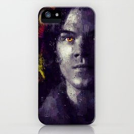 Crown of Horns iPhone Case