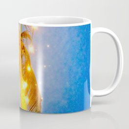 A Party Palm in Naples Florida Coffee Mug