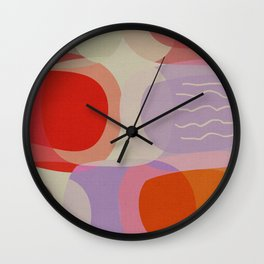 Nail Art  #society6 #buyArt #decor Wall Clock