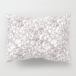 Joysticks Pillow Sham