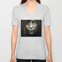 Shudder (VIDEO IN DESCRIPTION!!) Unisex V-Neck