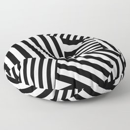 Razzle Dazzle I Floor Pillow