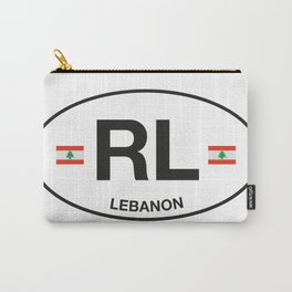 Lebanon Carry-All Pouch