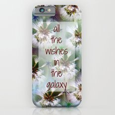 COLLAGE LOVE: All the Wishes in the Galaxy iPhone 6s Slim Case