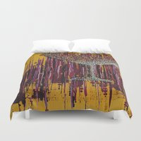 wine Duvet Covers featuring :: Afternoon Wine :: by :: GaleStorm Artworks ::