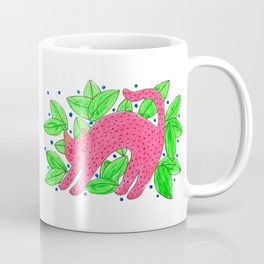 Kitty jungle Coffee Mug