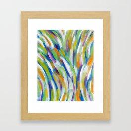 Spirit of the Trees 1 Framed Art Print