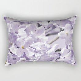 Lilacs  0107 Rectangular Pillow