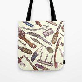 Shanks & Shivs Tote Bag