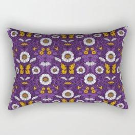 Art Nouveau daisies  Rectangular Pillow