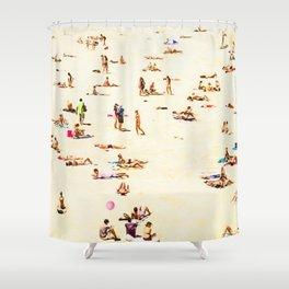 Summer #society6 #decor #buyart Shower Curtain