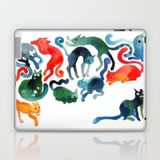 Cats United Laptop & iPad Skin