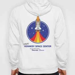 Dave Kennedy Space Center by Ryan Webert Hoody