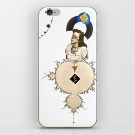 Seek and You Shall Find iPhone Skin