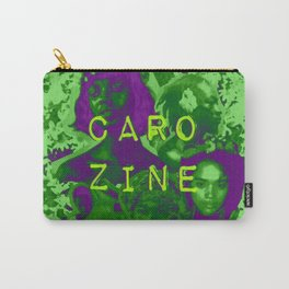 Caro Zine Carry-All Pouch