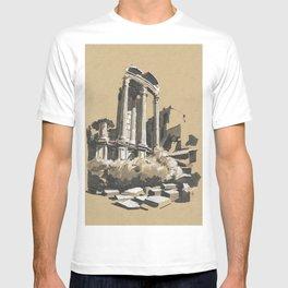 Roman Forum Ruins T-shirt