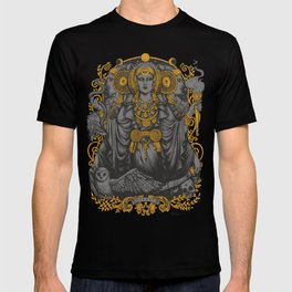 IBERIAN HECATE gray T-shirt