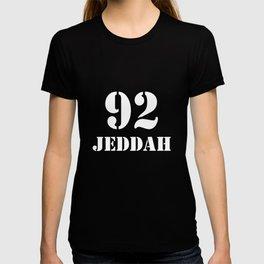 Jeddah 92 T-shirt