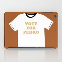 napoleon iPad Cases featuring Napoleon Dynamite by FilmsQuiz