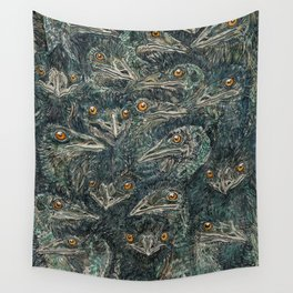 Emus Wall Tapestry