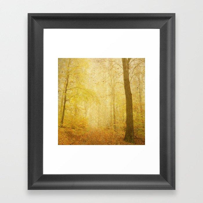 November II Framed Art Print