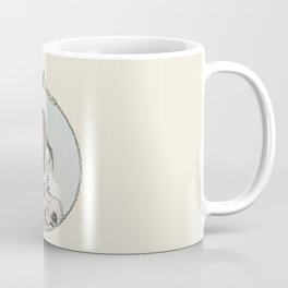 Holding You Coffee Mug