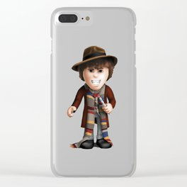 4th Clear iPhone Case