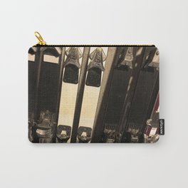 Vintage Skis Carry-All Pouch