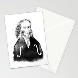 Niccolo Paganini Stationery Cards