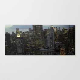 midtown1 Canvas Print