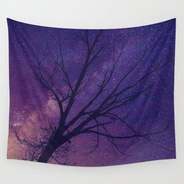 Under The Heavens Wall Tapestry